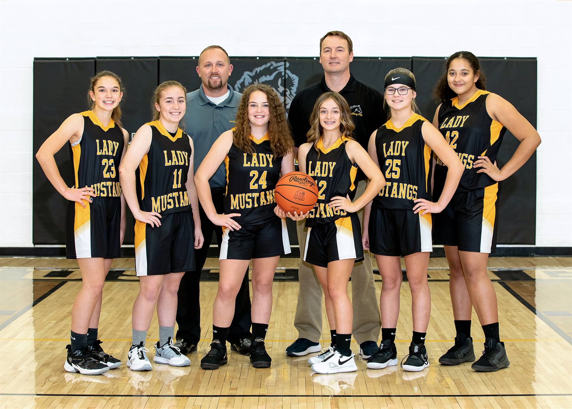 20-21 8th Grade Girls Basketball