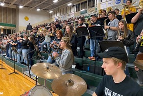Band at Wilmington College